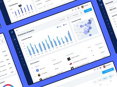 Web Dashboard ui ux template ui design ux sketch data visualization data app design webdesign web design web app app web admin webapp crm sales dashboard ui