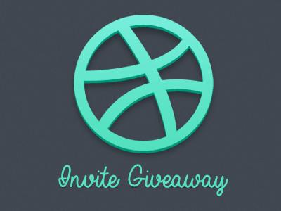 Dribbble Invite Giveaway invite dribbble invite dribbble