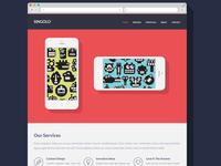 Singolo: Free Single Page Website