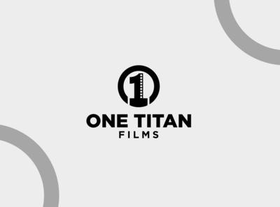 One Titan Films trend dailylogochallenge logos tahsin nihan illustration logo inspiration branding inspiration logo designer unique logo logo ideas logo design