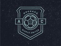 Ripple Soccer Crest (Satellite Office Team)
