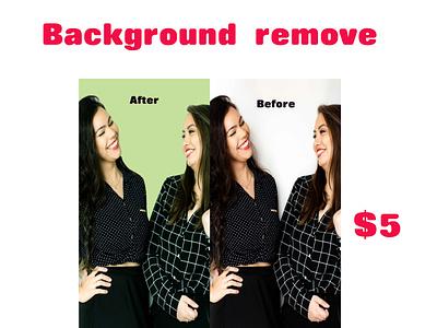 Background remvoe 4 photoshop