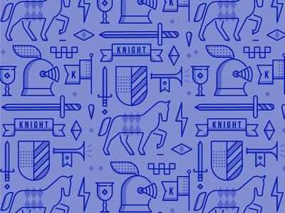 Knight pattern