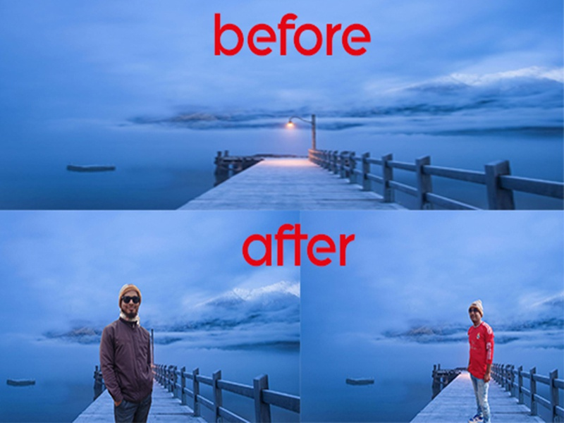 Remove Background photo edit photoshop art water mark remove photo manipulation image retouch photoshop editing remove background from image remove background