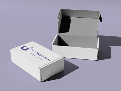 Caja mockup design box inspiration mockup designer branding logo design