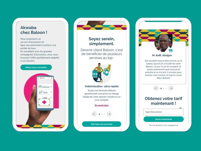 responsive website - mobile mobile ui responsive ui mobile