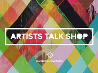 Artists Talk Shop Logo