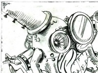 Spudnik - Steampunk Mr. Potato Head