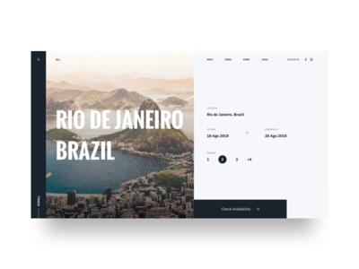 Daily UI - Booking Hotel