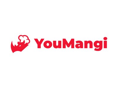 YouMangi branding user experience user interface app design website product design design logo