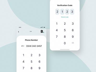 Design Concept: Banking app 01 banking product design app design ux ui user experience app design user interface ux design ui design
