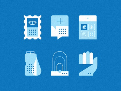 Conference Assets conference icons