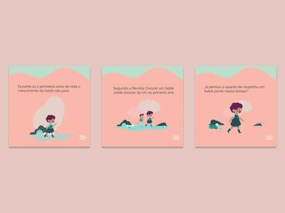 Roupinhas que vão embora rápido blush illustration figma volunteer