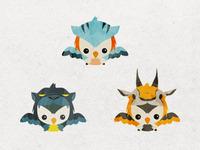 Transare Owls