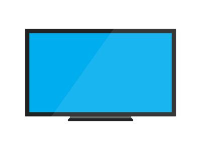 Flat Smart TV Template by Alex MacDuff - Dribbble