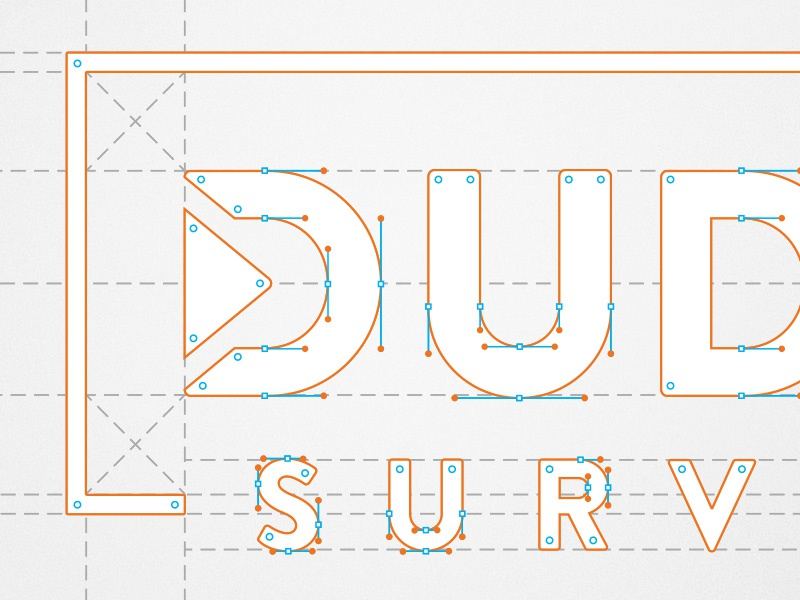 Duderstadt Logo duderstadt mark logo d orange surveyor supply detail