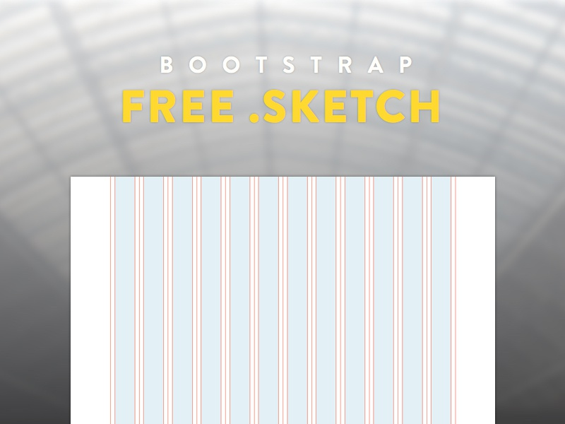FREE Bootstrap .SKETCH by Andrew Coss on Dribbble
