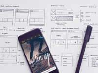 Teva Redesign Wireframes