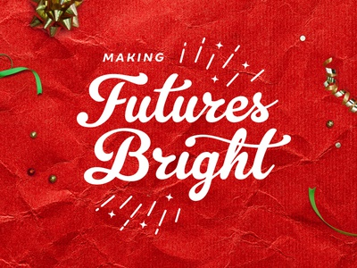 Making Futures Bright red paper ramsey dave 2016 christmas bright futures making