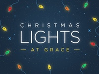 Christmas Lights at Grace 2017