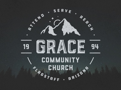 Grace Church Celebrating 23 Years sky az flagstaff anniversary shirt church grace