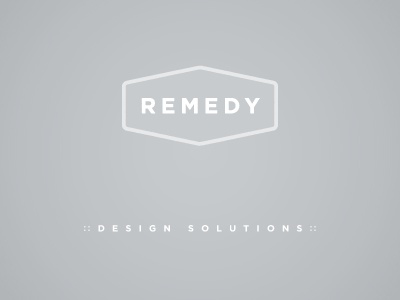 Remedy logo dr
