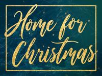 Home for Christmas – Grace 2018