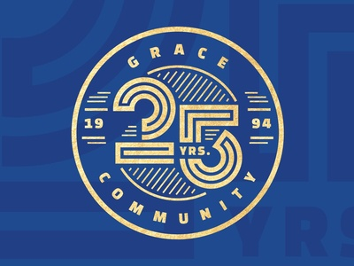 25th Anniversary - Grace Community Church