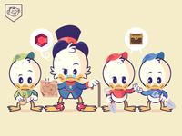 Lil BFFs - Ducktales