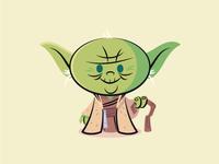 Lil BFF Yoda