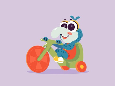 Muppet Babies - Gonzo