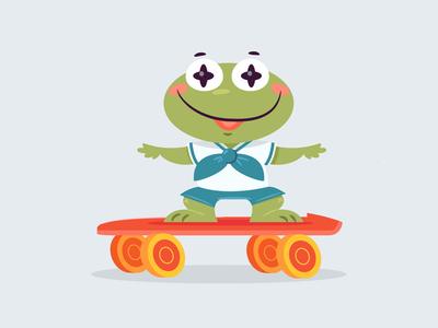 Muppet Babies - Kermit