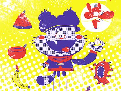 Chowder (Cartoon Network + UNICEF) character design cartoon network chowder