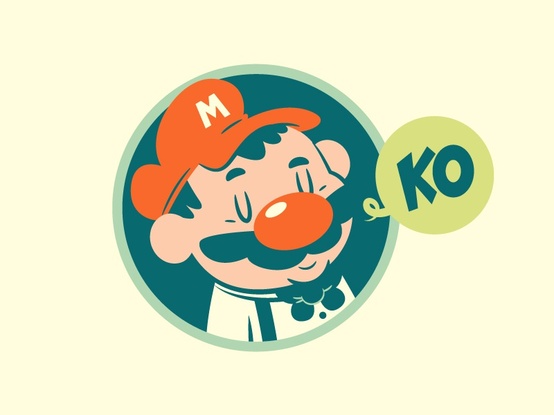 Dribbble mario salvatier
