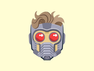 Starlord (Guardians of the Galaxy) illustration character design guardians of the galaxy starlord