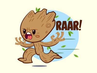 Baby Groot baby groot disney marvel guardians of the galaxy