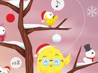 Christmas Illo
