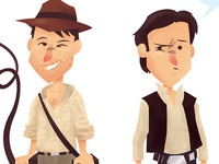 Indy and Han - Perfect Strangers