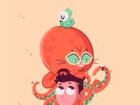 Dribbble character design salvatier full