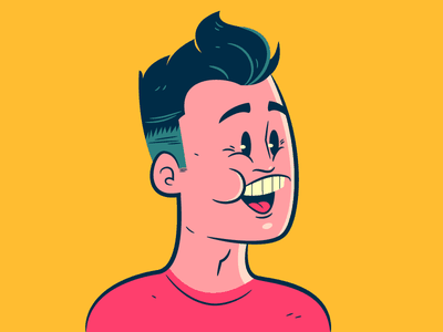 Avatar 2019 avatar cartoon character design vector illustration