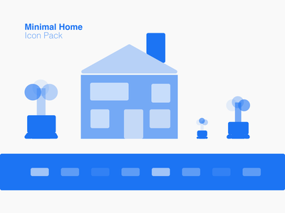 Minimal Home Icon Pack icon pack ui daily 55 dailyui 055