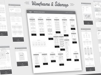Wireframe and Sitemap Creator