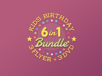 Kids Birthday Super Bundle