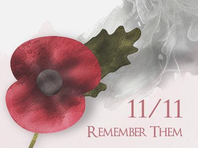Remembrance  armistice rememberance