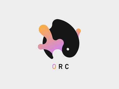 Orc Splash splash orc minimal design vector logo flat