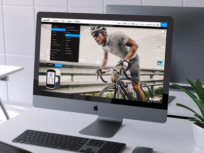 Garmin Website Redesign Concept - Details web design redesign ui ux website web ui brand visual design garmin