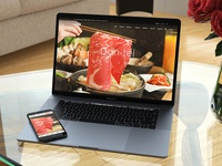 Don-tei 和牛壽喜燒餐廳 | Web Design