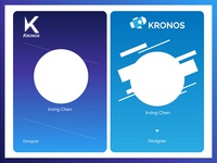 Proposal For Kronos | LOGO Design
