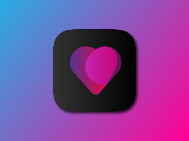 Daily UI #005 | LOVO iOS App Icon 005 dailyui icon app mobile ios ui