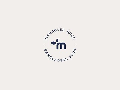 M  Logo emblem logo ui logo emblem illustration design branding logo design badge design badge logo logo designer mango log mango log